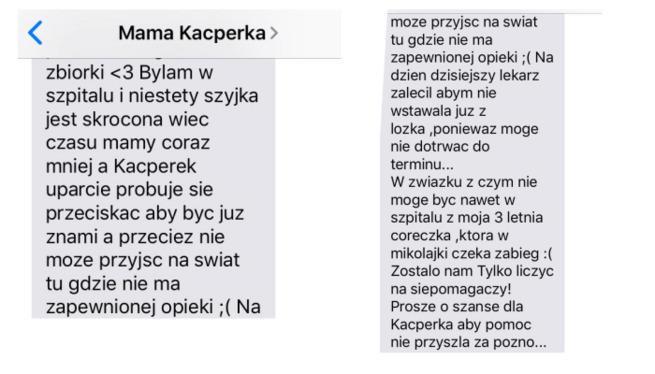 Kacperek Czyżewski