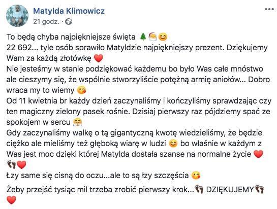 Matylda Klimowicz