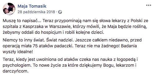 Maja Tomasik