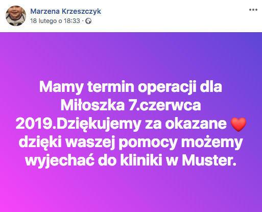 Miłosz Krzeszczyk