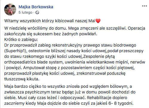Maja Borkowska