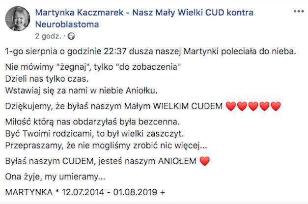 Martynka Kaczmarek