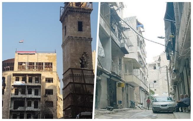 Pomoc dla 100 rodzin z Aleppo w Syrii