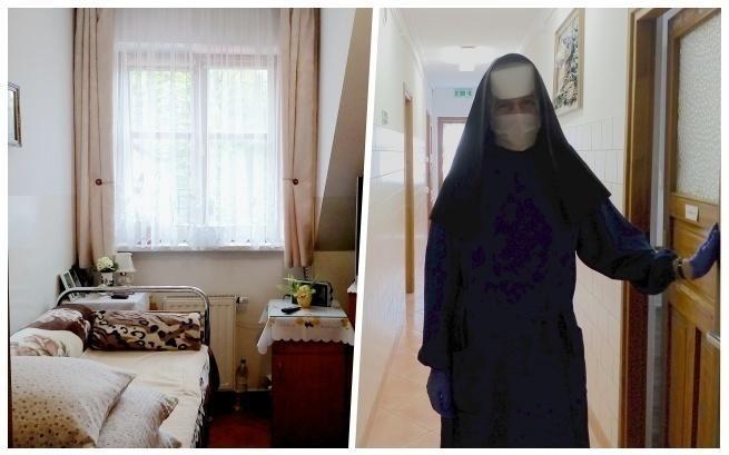 Dom opieki dla osób starszych Sióstr Albertynek w Krakowie