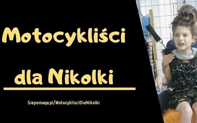 Motocykliści Dla Nikolki