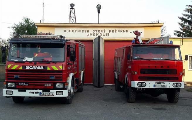 Ochotnicza Straż Pożarna w Mokowie