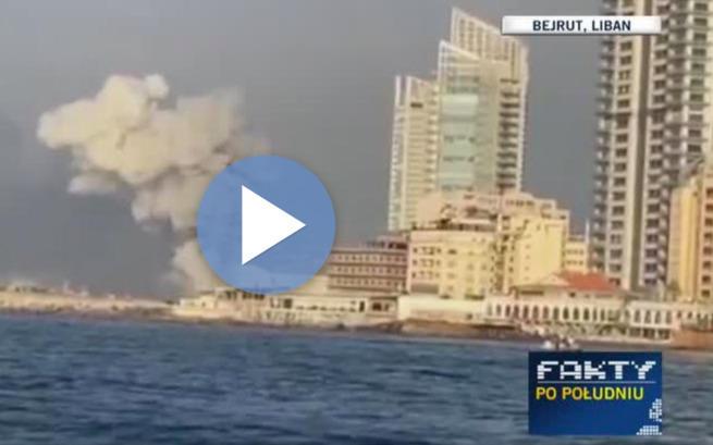 Poland helps Beirut