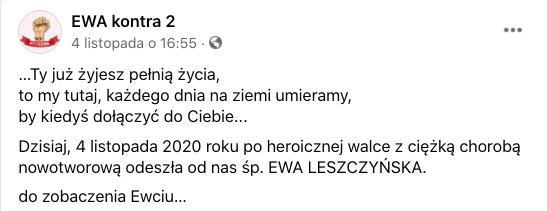 Ewa Leszczyńska