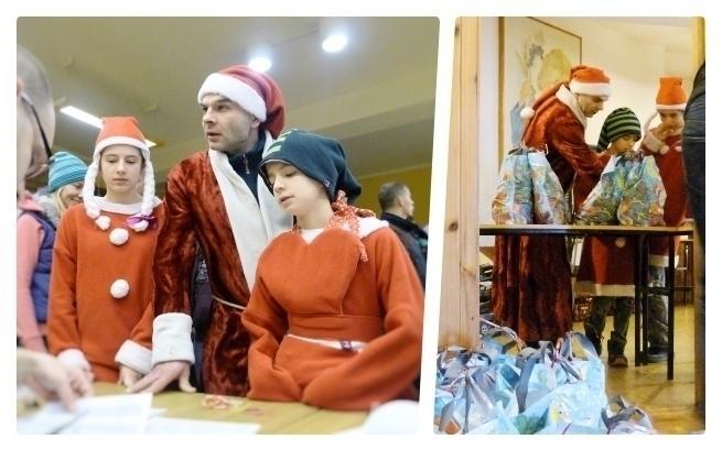 Akcja Zostań Świętym Mikołajem