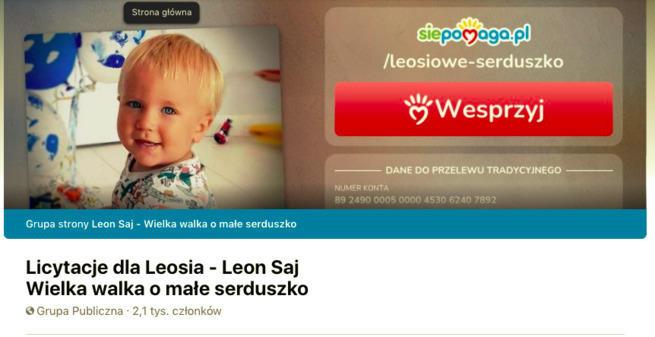 Leoś Saj
