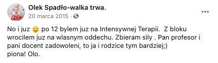 Olek Spadło