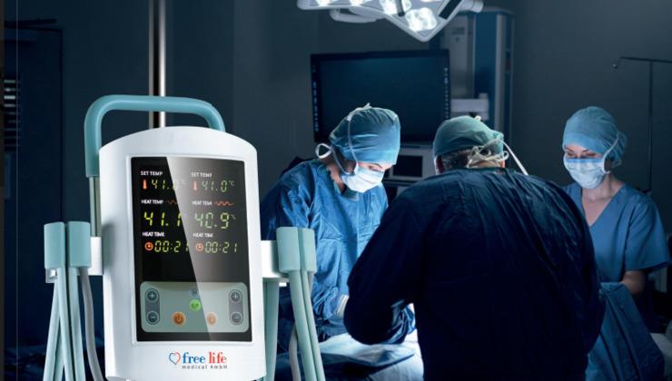 Dzięki zbiórkom możemy poprawić wyposażenie i infrastrukturę polskich szpitali.