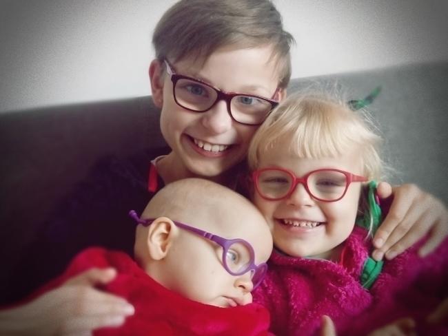Alicja, Ania i Anielka Pawłowskie