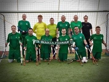 Sekcja amp futbol Warty Poznań