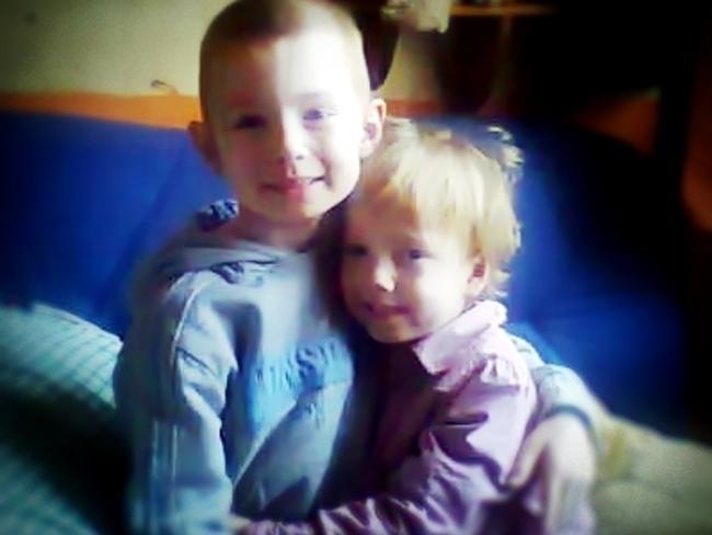 Daniel i Amelka Smoleń