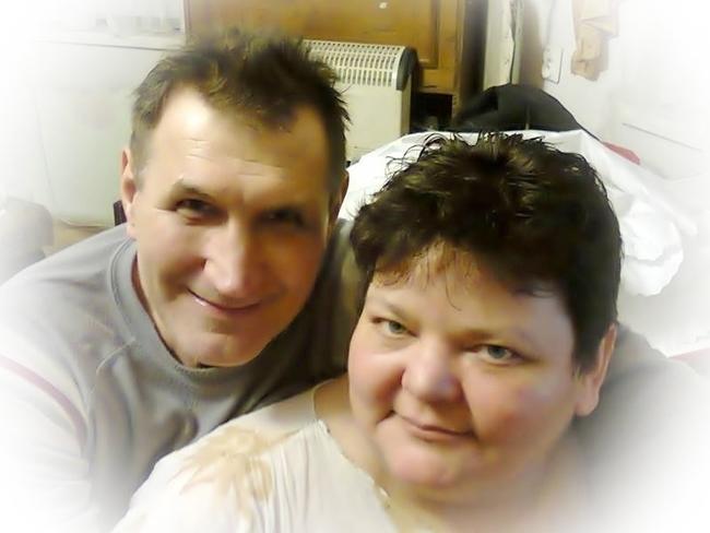Barbara i Mirosław Krzykała
