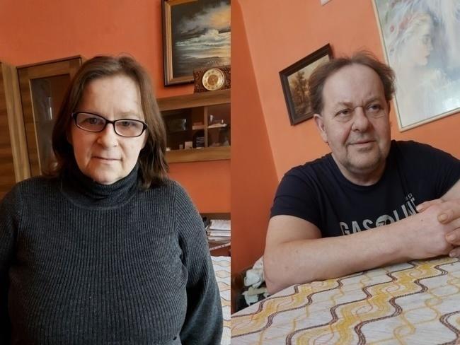 Małgorzata i Rajmund Domańscy