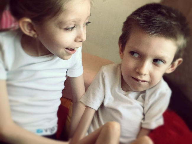Bartek i Weronika Dul
