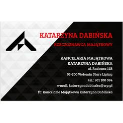Rzeczoznawca Majątkowy Katarzyna Dabińska
