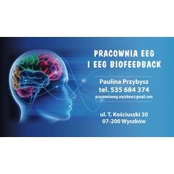 Pracownia EEG i EEG Biofeedback Paulina Przybysz
