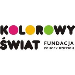 """Fundacja Pomocy Dzieciom """"Kolorowy Świat"""""""