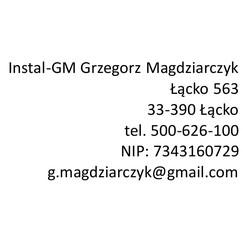 Instal-GM Grzegorz Magdziarczyk