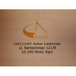 GEOART ARTUR LEŚNIAK