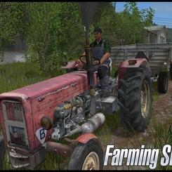 Zbieramy na dedyka do Farminga Simulator 17