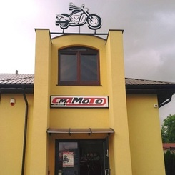 CMAMOTO sklep motocyklowy