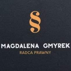 Kancelaria Radcy Prawnego Magdalena Gmyrek