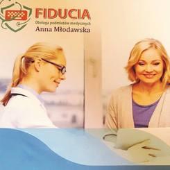 FIDUCIA Obsługa Placówek Medycznych Anna Młodawska