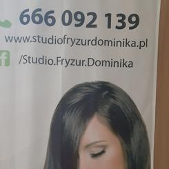 STUDIO FRYZUR DOMINIKA