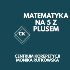 Centrum korepetycji Monika Rutkowska