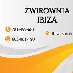 Żwirownia Ibiza Czesław Felczak