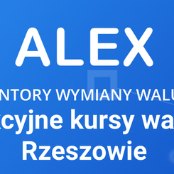 Kantor Rzeszów Alex