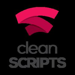 CleanScripts