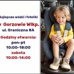 Bobowózki Gorzów Wielkopolski