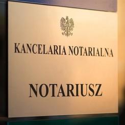 KANCELARIA NOTARIALNA MAŁGORZATA SZRAJBERT NOTARIUSZ