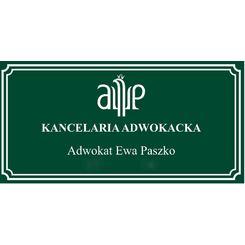 Kancelaria Adwokacka Adwokat Ewa Paszko-Jabłońska