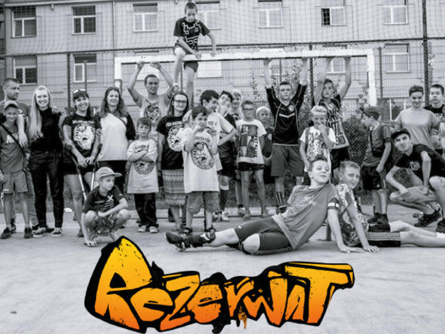 Grupa Animacji Społecznej Rezerwat