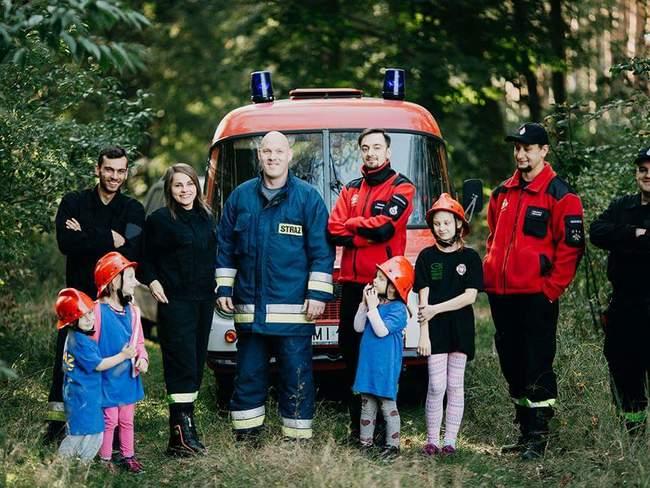 Ochotnicza Straż Pożarna w Gądkowicach