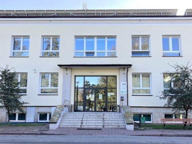Szpital w Łukowie