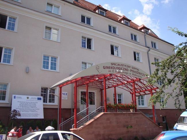 Szpital Ginekologiczno - Położniczy w Wałbrzychu