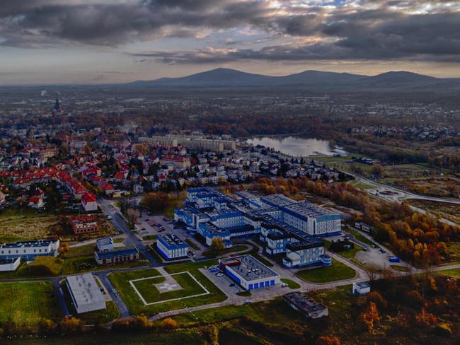 SPZOZ w Świdnicy - Szpital Latawiec