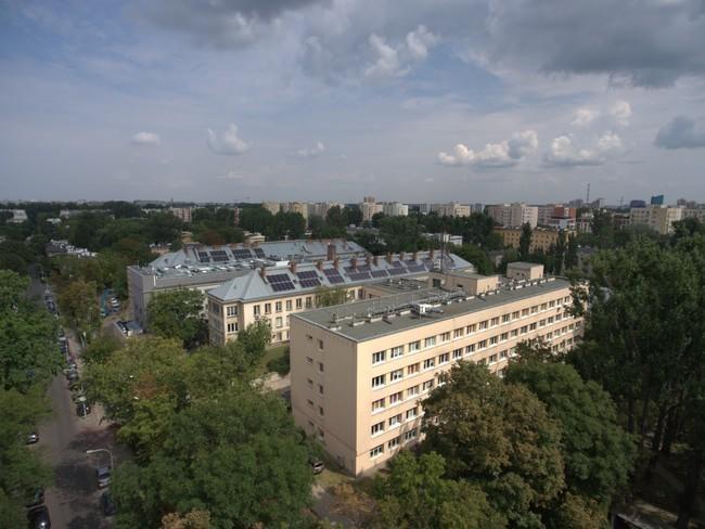 Szpital Dziecięcy na Niekłańskiej