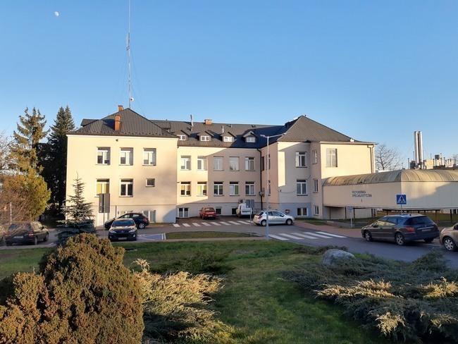 Szpital Powiatowy w Rykach