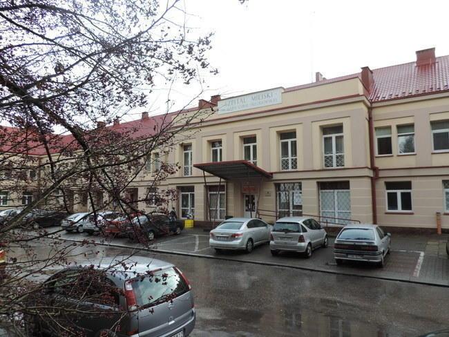 Szpital w Skarżysku-Kamiennej