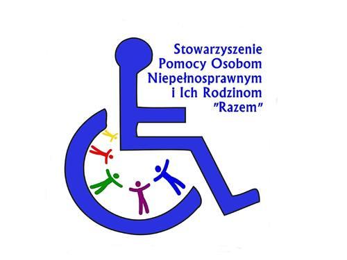 """Stowarzyszenie Pomocy Osobom Niepełnosprawnym i Ich Rodzinom """"Razem"""""""