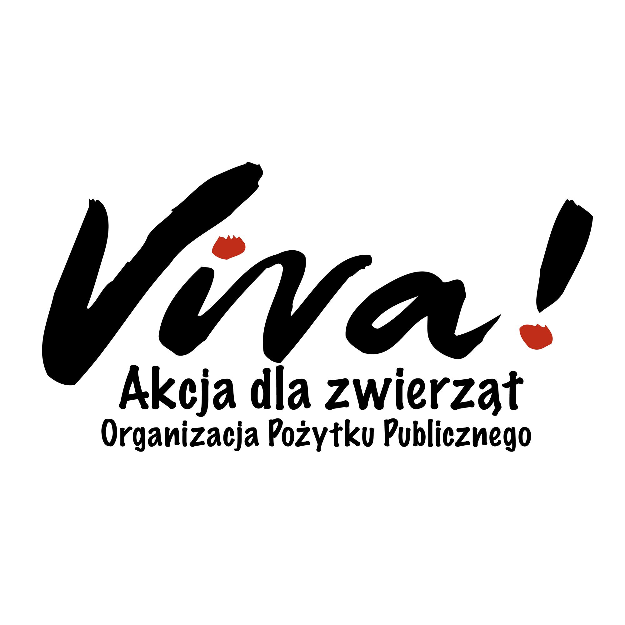 Znalezione obrazy dla zapytania Fundacją VIVA!