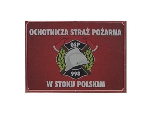 Ochotnicza Straż Pożarna w Stoku Polskim